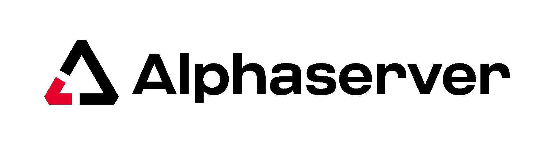 Alphaserver.cz Logo