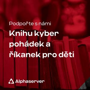 Kyber knížka pohádek a říkanek pro děti